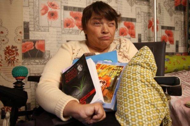Тамара Черемнова со своими книгами