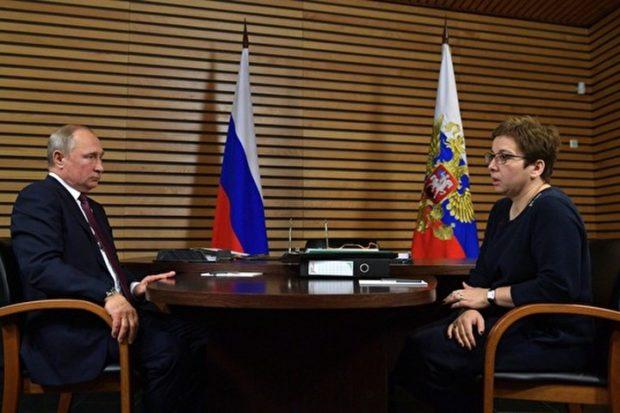Учредитель фонда «Вера» попросила Путина облегчить доступ к обезболивающим для детей
