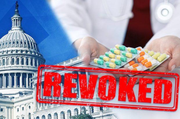 """Трамп хочет отменить покрытие страховкой препаратов """"защищенного класса"""""""