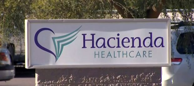 Клиника специализированной медицинской помощи Hacienda в столице штата Аризона