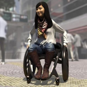 Phoenix Ai Ultralight Wheelchair