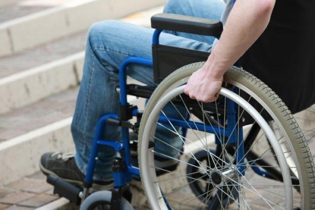Прокуратура потребовала создать надлежащие условия для передвижения инвалидов в Витебске