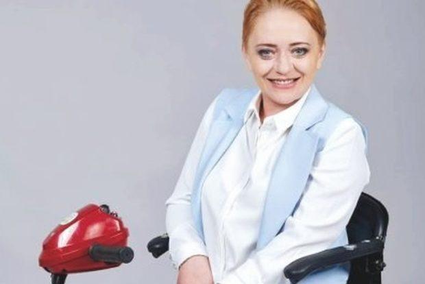Любу из Ришон ле-Циона оскорбляют на родной улице из-за инвалидности