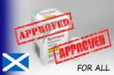 Шотландия одобрила Spinraza для всех типов SMA