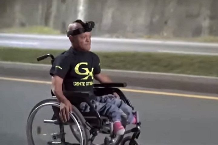 Форсаж на коляске