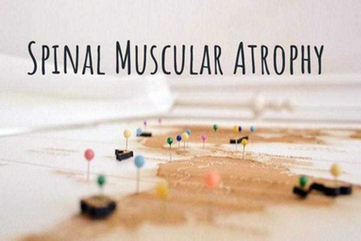Карта мира спинальной мышечной атрофии