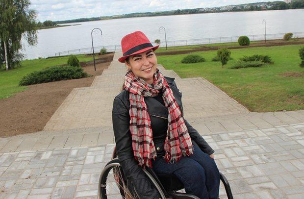 Анна Горчакова: Я не делю общество на людей с инвалидностью и без