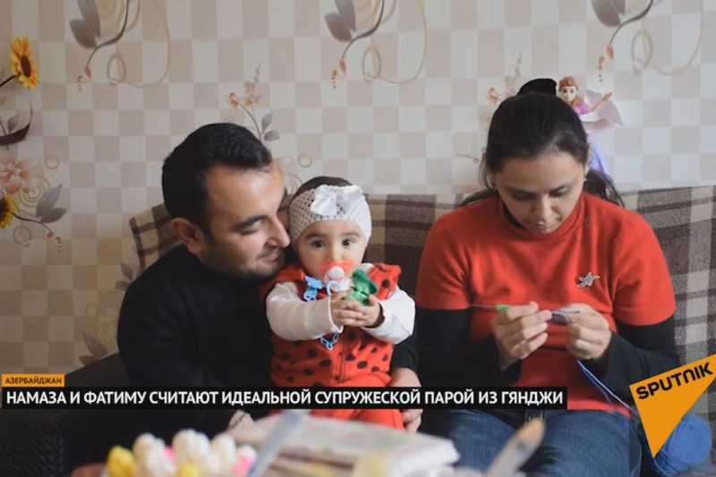 Намаз и Фатима Намазовы идеальная семья