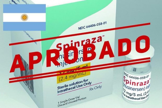 Spinraza одобрена в Аргентине