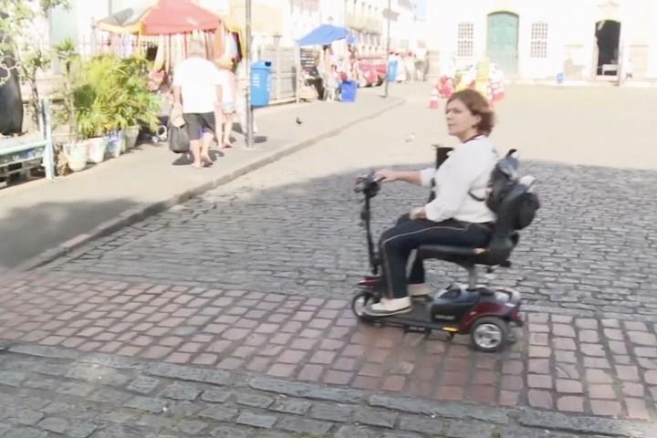 Бразилия признана лучшей в мире страной для инвалидов