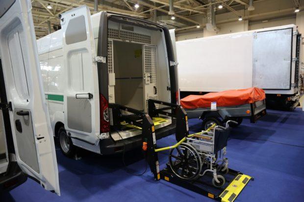 Автозаки станут «безбарьерными» для заключённых-инвалидов