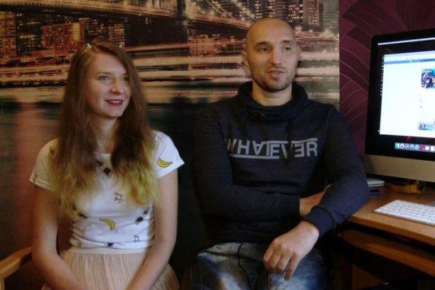 Алексей иДарья Маюк - Идите к своей мечте