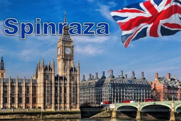 Англияи Уэльс одобрили использование препаратаСпинраза (Spinraza)