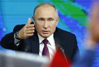 Владимир Путин – помощь в активном формате