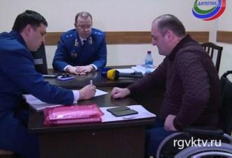 Рашид Соломанов стал помощником прокурора