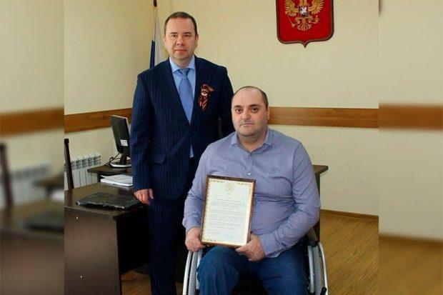 Рашид Соломанов - помощник главного прокурора Дагестана