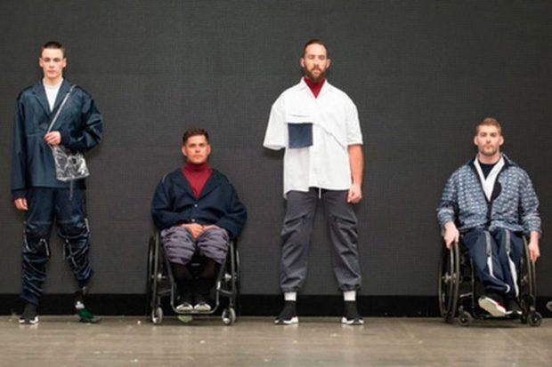Студентка придумала наряды для инвалидов и прославилась