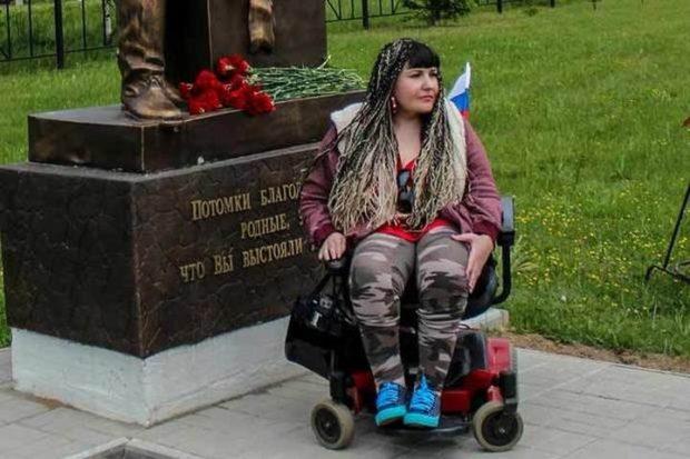 Из жизни Лизы Курбановой