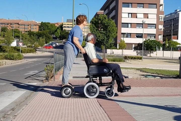 AidWheels - доступная мобильность