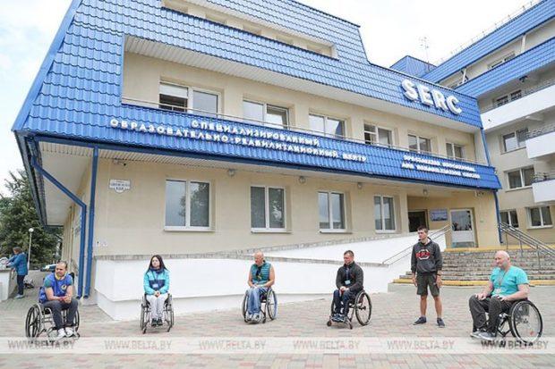 """Реабилитация тех, кто """"сломался"""", но кого не сломить"""
