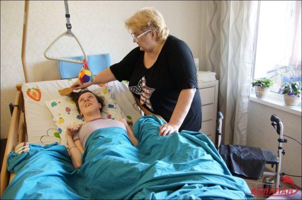 Наталья Журбина борется за жизнь и здоровье своей дочки