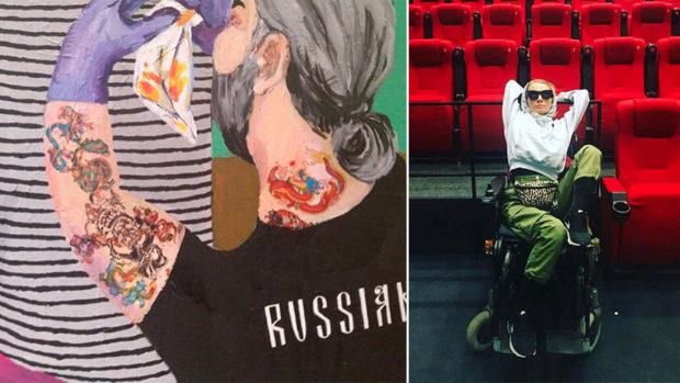 Алёна Лёвина — об инвалидности, творчестве и правах женщин