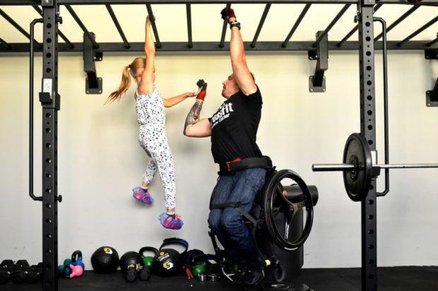 Инклюзивный кроссфит - Тренировки без ограничений