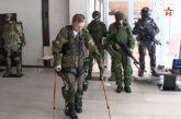 Экзоскелет для солдат и людей с инвалидностью
