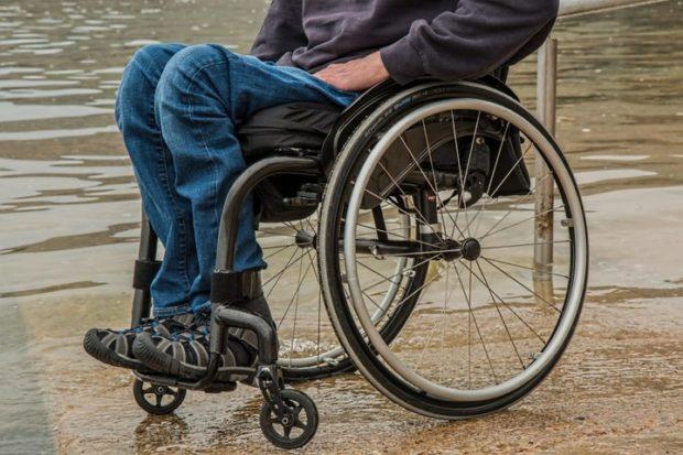 «Инвалиду два кресла жирно» получите одно китайское