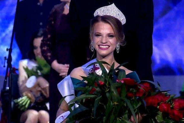 Александра Чичикова – получила титул «Мисс Мира – 2017 на инвалидной коляске» в Варшаве