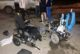 Автомобиль умышленно сбил группу колясочников