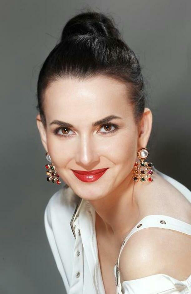 Оксана Якуцевич - Я всегда была модницей