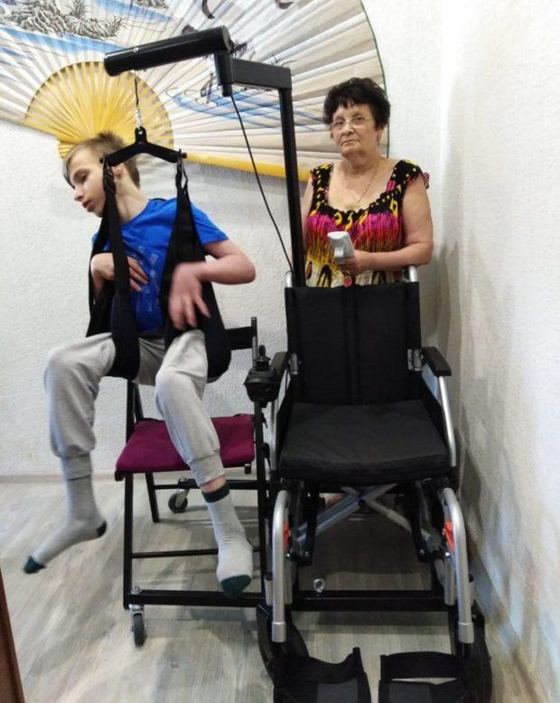 Дети-инвалиды могут спокойно ходить за партами