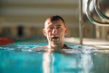 Алексей Талай - мировой рекорд по плаванию