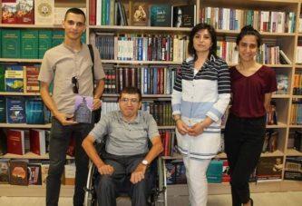 Самир Иманов - Слабые мышцы, сильная воля