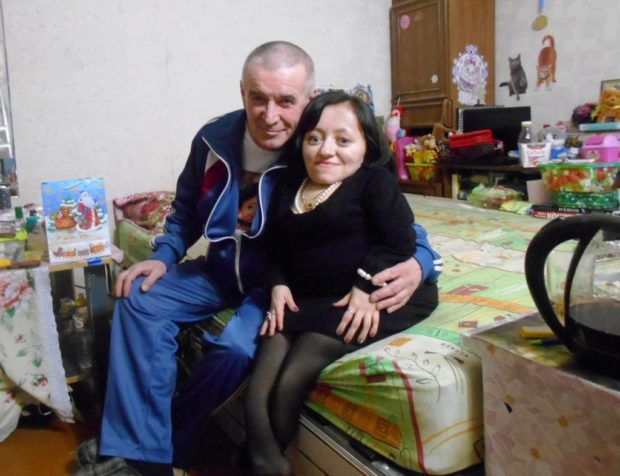 Ольга и Александр Князевы