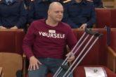 Алексей Тимонин получил отдельную квартиру
