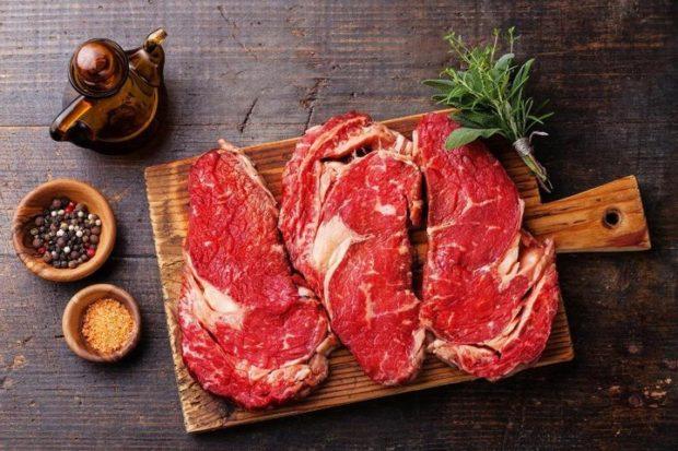 Ешьте мясо мужики