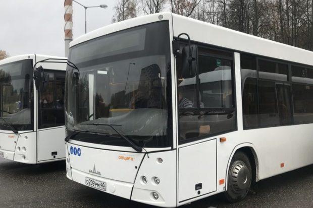 Обнинские инвалиды-колясочники смогут «вызвать» автобус через приложение
