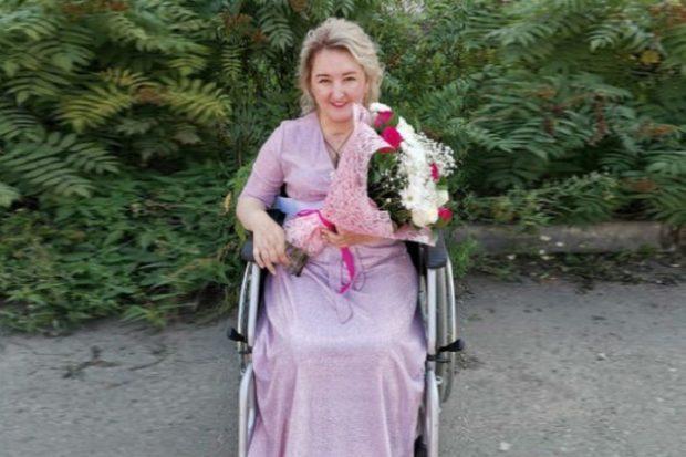 Татьяна Петрова - самое главное не сдаваться