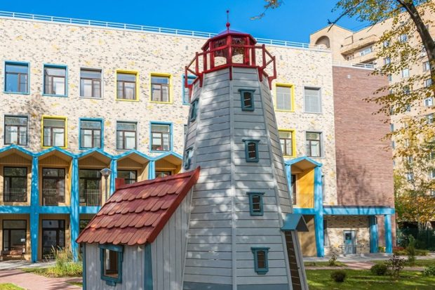 Сергей Собянин посетил стационар детского хосписа «Дом с маяком»