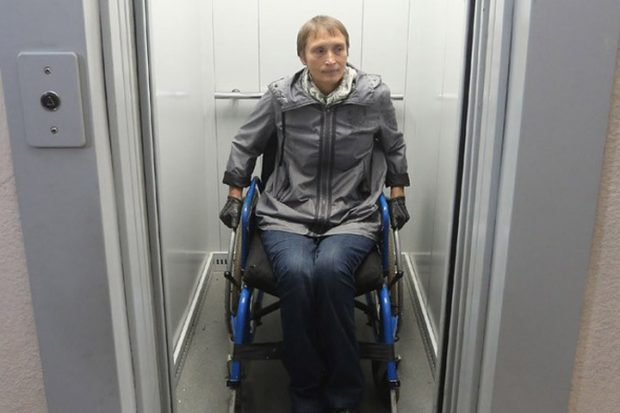 Вопрос с лифтом решен
