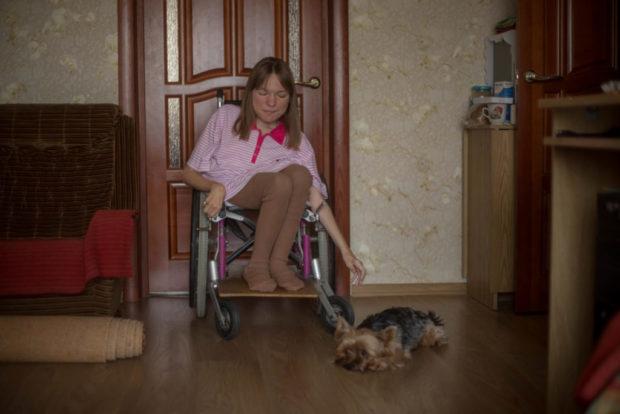 Юлия Аксенова из Рязани