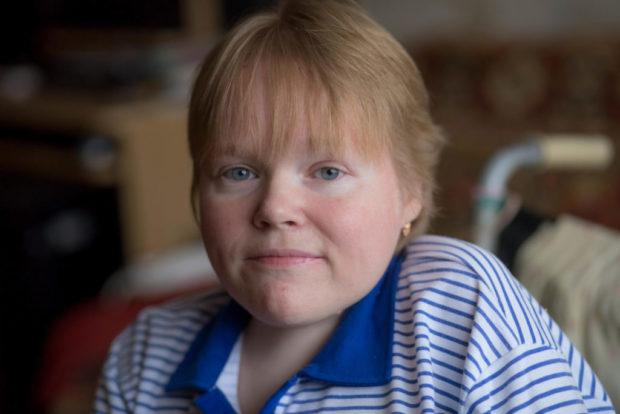 Ирина Аксенова из Рязани