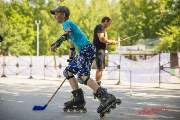 Никита Свистушкин - роллер-спорт