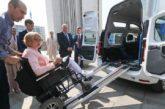 «Яндекс.Такси» для колясочников Екатеринбурга