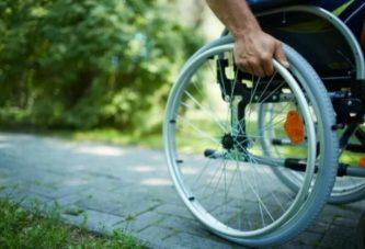 О дорожном движении в Украине для колясочников