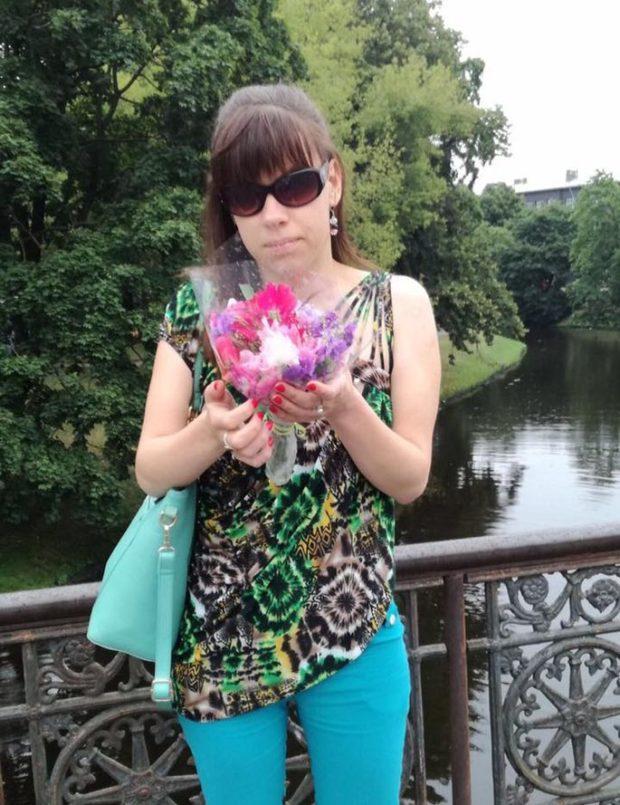 Настя - Незрячая девушка о жизни в Латвии
