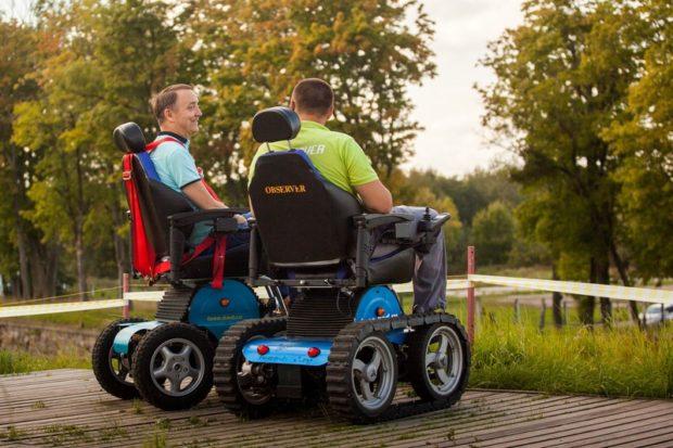 ОБСЕРВЕР открывает новую площадку по производству кресел-колясок