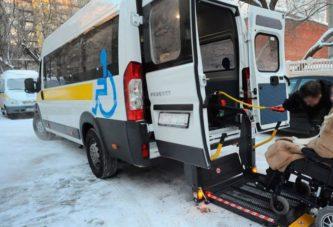Выпавшая из социального такси, засудила перевозчика